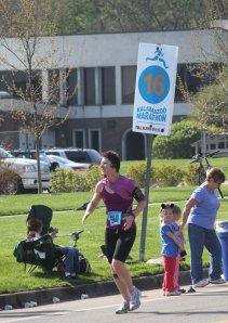 1st Kalamazoo Marathon