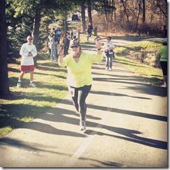 Runners of Kalamazoo Race Day - Ann