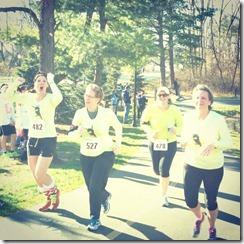 Runners of Kalamazoo Race Day - Cindy