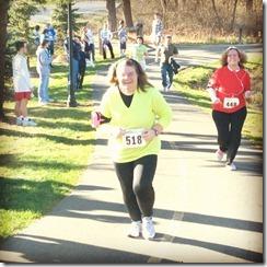 Runners of Kalamazoo Race Day - Kathy