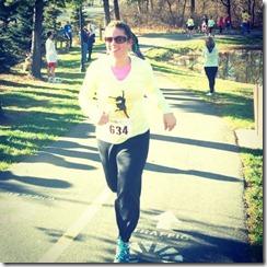 Runners of Kalamazoo Race Day - Megan