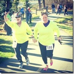 Runners of Kalamazoo Race Day - Monica