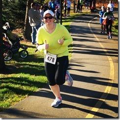 Runners of Kalamazoo Race Day - Sara