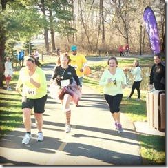 Runners of Kalamazoo Race Day - Sarah