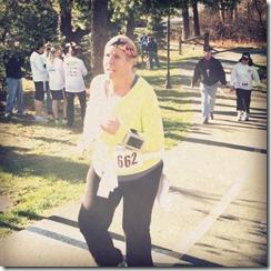 Runners of Kalamazoo Race Day - Stacy