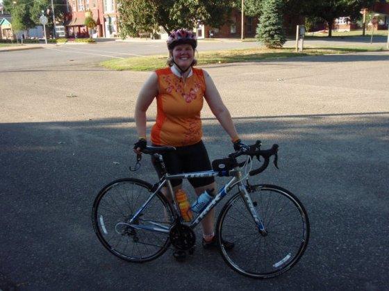 SHE SARA, The Cyclist