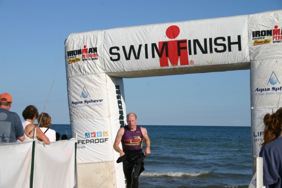 1.2 Mile Swim Finisher